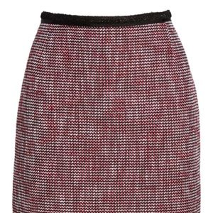Hugo Boss Tweed Skirt
